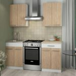 Особенности и преимущества маленькой кухни в доме