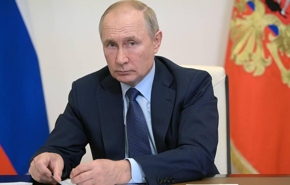 FT связала резкое падение цен на газ с заявлениями Путина